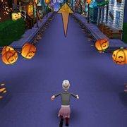 Игра Игра Злая бабушка Хэллоуинская деревня
