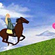 Игра Игра Верховая езда Барби