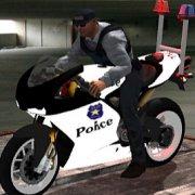 Игра Игра 3Д Симулятор Полицейского Мотоцикла