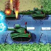 Игра Игра Танки: дорога обороны