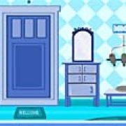 Игра Игра Голубая комната: побег