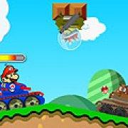 Игра Игра Марио на танке
