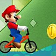 Игра Игра Супер Марио на велосипеде