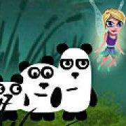 Игра Игра 3 панды в фантазии