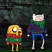 Игра Игра Время приключений на двоих Хэллоуин