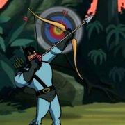 Игра Игра Бэтмен стрелок герой