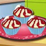 Игра Игра Кухня Сары вишневые кексы