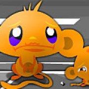 Игра Игра Счастливая обезьянка уровень 4