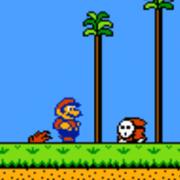 Игра Игра Марио денди 2