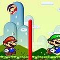 Игра Игра Братья Марио: волейбол