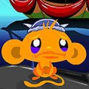 Игра Игра Счастливая обезьянка талисман