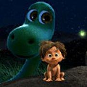 Игра Игра Хороший динозавр: ловить светлячков