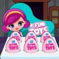 Игра Игра Милые Куклы: Открываем Яйца