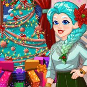 Игра Игра Новогоднее украшение дома