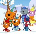 Игра Игра Три Кота Зимой