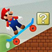 Игра Игра Марио-скейтбордист