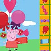 Игра Игра Свинка Пеппа собирает конфеты