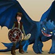 Игра Игра Как приручить дракона: время кормить Беззубика