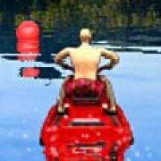 Игра Игра 3Д гонка на водных мотоциклах