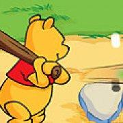 Игра Игра Винни Пух бейсбол