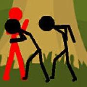Игра Игра Стикмен защитник