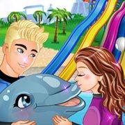 Игра Игра Шоу дельфинов 6