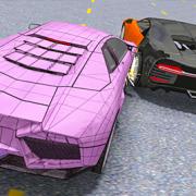 Игра Игра Симулятор яростного вождения автомобиля