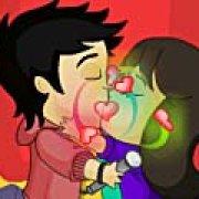 Игра Игра Поцелуй поп звезды