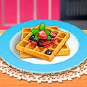 Игра Игра Кухня Сары французские вафли