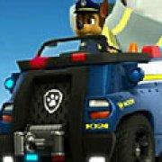 Игра Игра Щенячий патруль полицейская машина