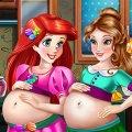 Игра Игра Беременные Принцессы Диснея