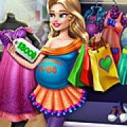 Игра Игра Покупки беременной