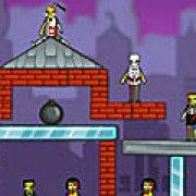 Игра Игра Разрушитель зомби 2