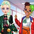 Игра Игра Принцессы Диснея: E-Girl Мода