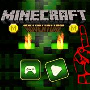 Игра Игра Майнкрафт: Приключения Монетки 2
