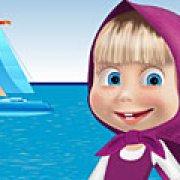 Игра Игра Маша на пляже