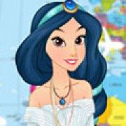 Игра Игра Жасмин путешествие в Европу