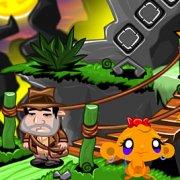 Игра Игра Счастливая обезьянка: Уровень 432