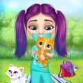Игра Игра Мируна: Ветеринар Животных
