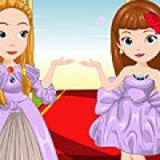 Игра Игра София и Эмбер девушки с цветами