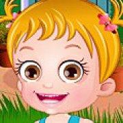 Игра Игра Малышка Хейзел: весна пришла