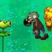 Игра Игра Angry Bird против зомби 3
