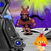 Игра Игра Счастливая обезьянка: Уровень 434