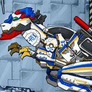 Игра Игра Роботы динозавры: найди детали