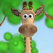 Игра Игра Говорящий жираф Джина