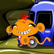 Игра Игра Счастливая обезьянка уровень 137