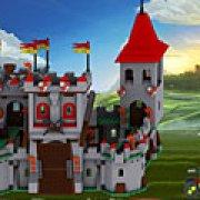 Игра Игра Лего замок
