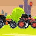 Игра Игра Гонки китайских тракторов