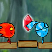 Игра Игра Огонь и Вода энергия леса