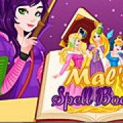 Игра Игра Принцесы Диснея: книга заклинаний Мэл